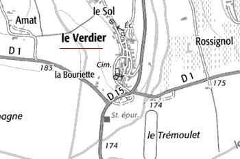Domaine du Temple Le Verdier