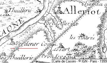 Maison du Temple de Verdunois