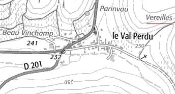 Domaine du Temple de Vereille