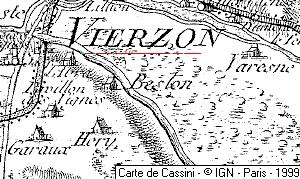 Maison du Temple de Vierzon