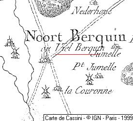 Domaine du Temple à Vieux-Berquin