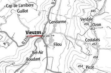 Domaine du Temple de Vieuzos