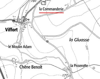 Domaine du Temple de Viffort