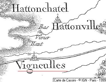 Maison du Temple d'Attonchatel
