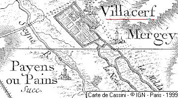 Domaine du Temple de Villacerf