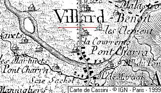 Domaine du Temple de Villard-Benoit