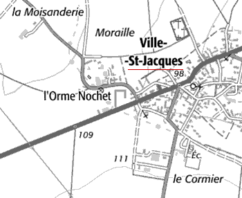Domaine du Temple de Ville-Saint-Jacques