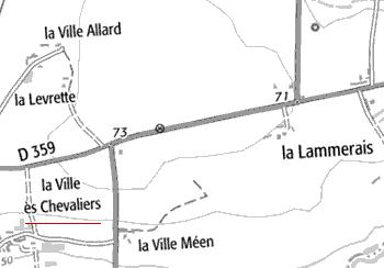 Domaine du Temple de Ville-ès-Chevaliers