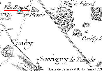Domaine du Temple de Villebouvet