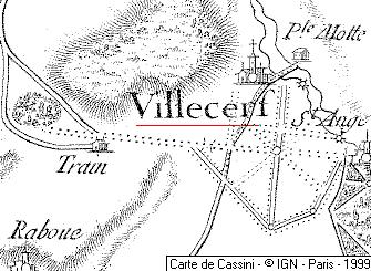 Domaine du Temple de Villecerf