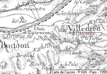 Domaine du Temple de La villedieu