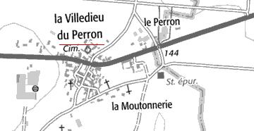 Domaine du Temple La Villedieu-du-Perron
