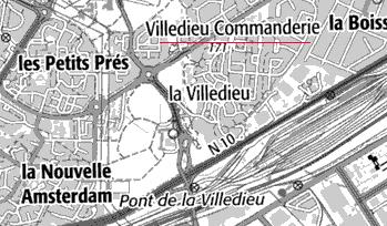 Maison du Temple La Villedieu