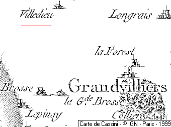 Maison du Temple de La Villedieu-sous-Grandvilliers