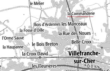 Domaine du Temple de Villefranche-sur-Cher