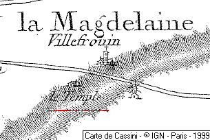 Domaine du Temple de Villefrouin