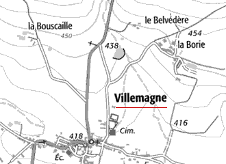 Domaine du Temple de Villemagne