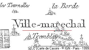 Domaine du Temple de Villemaréchal