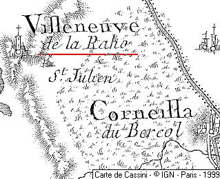 Fief du Temple de Villeneuve-de-la-Raho