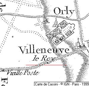 Maison du Temple de Villeneuve-le-Roi