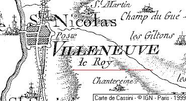Maison du Temple de Villeneuve-sur-Yonne