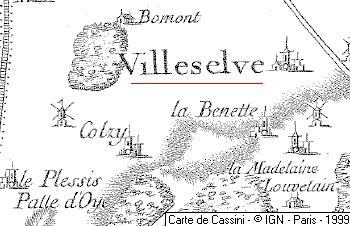 Domaine du Temple de Villeselve