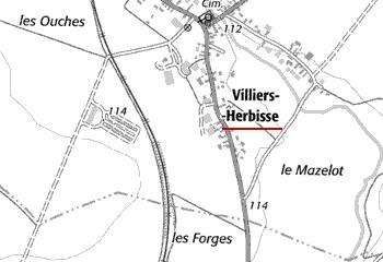 Domaine du Temple de Villlers-Herbisse