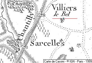 Bien du Temple de Villiers-le-Bel