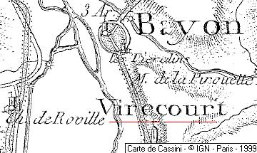 Maison du Temple de Virecourt