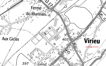 Domaine du Temple de Virieu