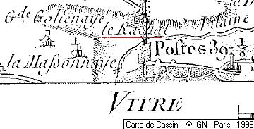 Maison du Temple de Vitré