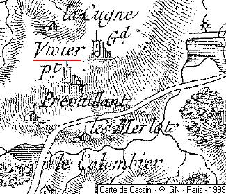 Domaine du Temple de Vivier