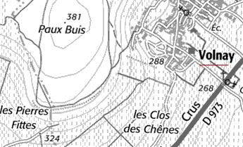 Domaine du Temple de Volnay