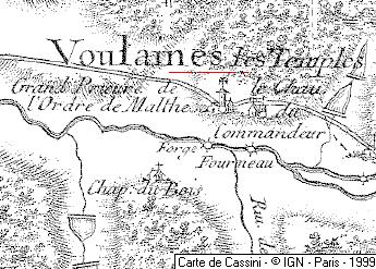 Domaine du Temple de Voulaines
