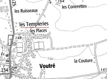 Les Templeries de Voutré