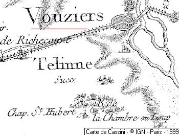 Moulins du Temple de Vouziers