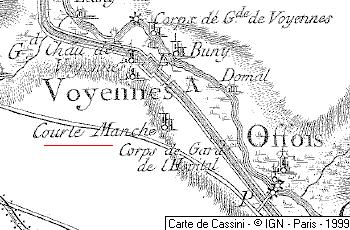 Domaine du Temple de Voyennes