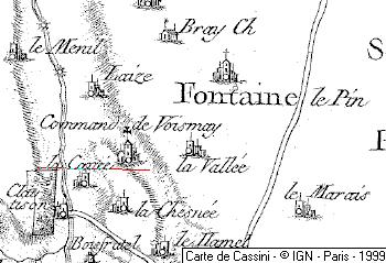 Domaine du Temple de Voismer