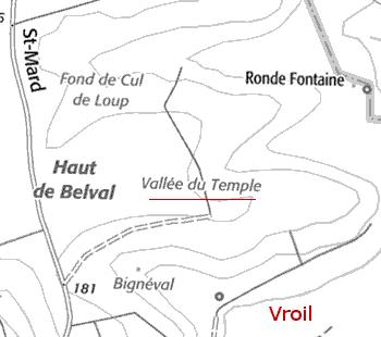 Le Temple de Vroil