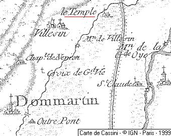Domaine du Temple de Vuillecin