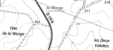 Maison du Temple de La Warge