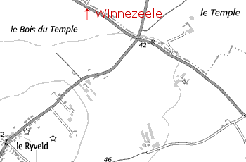 Maison du Temple de Winnezeele