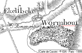 Domaine du Temple de Wormhout