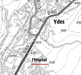 Maison du Temple d'Ydes