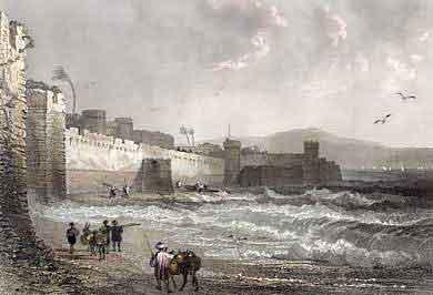 HISTOIRE ABRÉGÉE DE L'ÉGLISE - PAR M. LHOMOND – France - 1818 - DEUXIEME PARTIE ( Images et Cartes) Saint-Jean-Acre