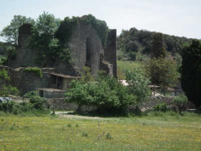 forteresse de Mas-des-Cours