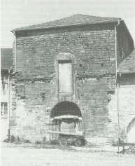 Xugney. La façade