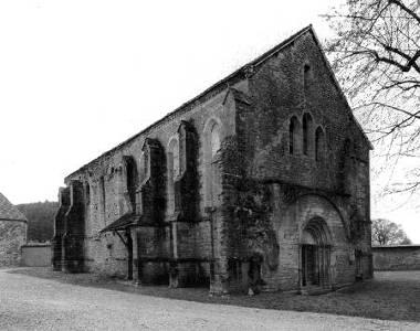 Chapelle d'Epailly