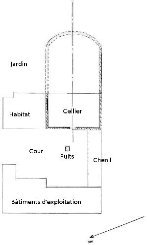 Epinat, plan d'ensemble