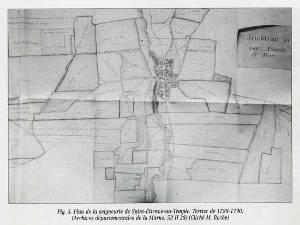 terrier de 1788-1790 La Neuville